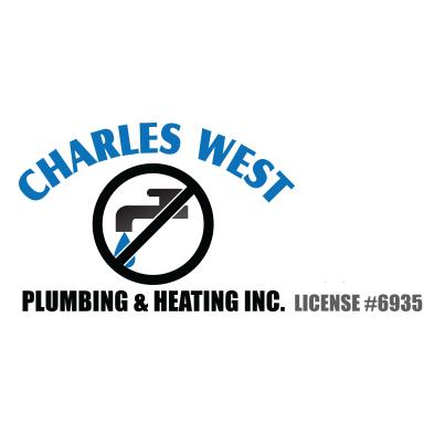 Charles West Plumbing & Heating, INC. Logo