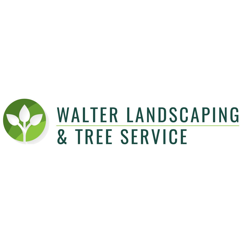 Walter Landscaping & Tree Service Logo