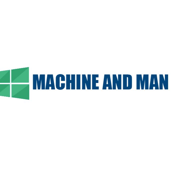 Machine and Man Logo