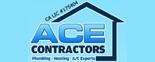 Ace Contractors Logo