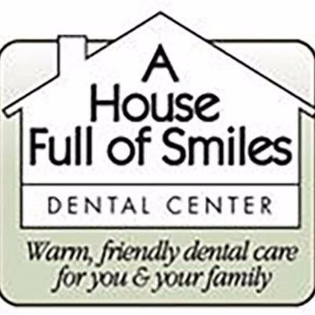 A House Full of Smiles: JoAnne Many, DMD PC Logo