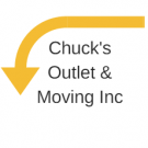 Chuck's Outlet & Moving Inc Logo