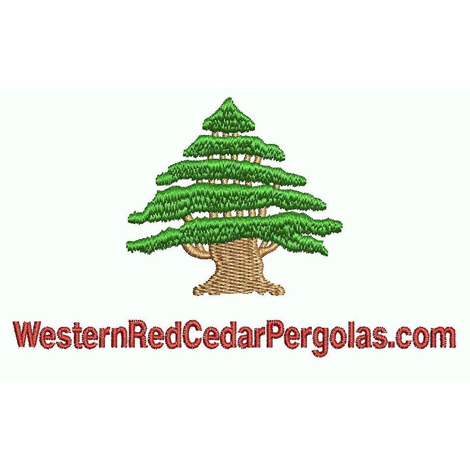 Western Red Cedar Pergolas Logo