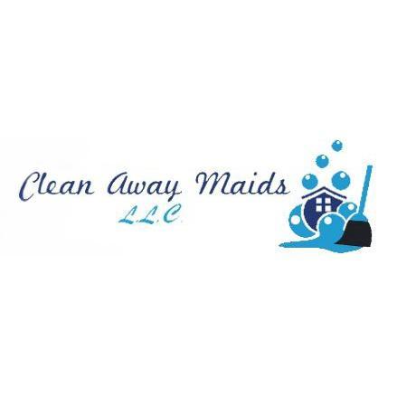 Clean Away Maids Logo