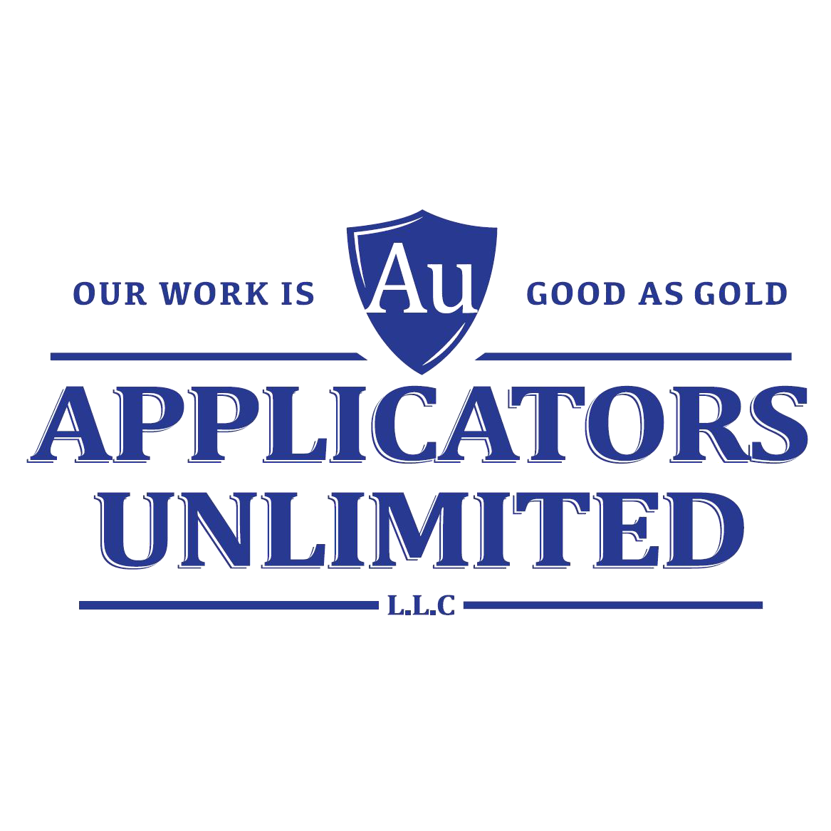 Applicators Unlimited LLC Logo