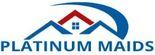 Platinum Maid Logo