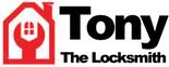 Tony The Locksmith Logo