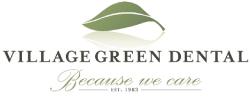 Village Green Dental Center Logo