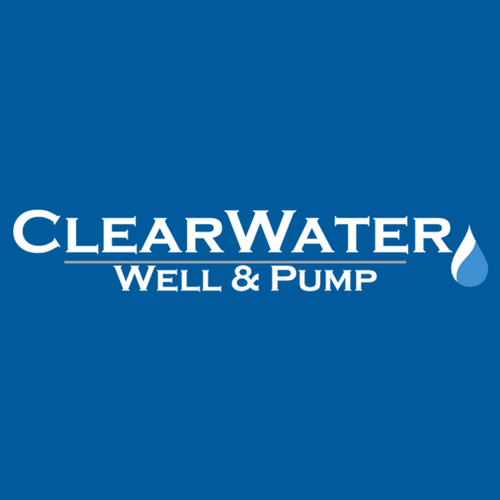 ClearWater Well & Pump Logo