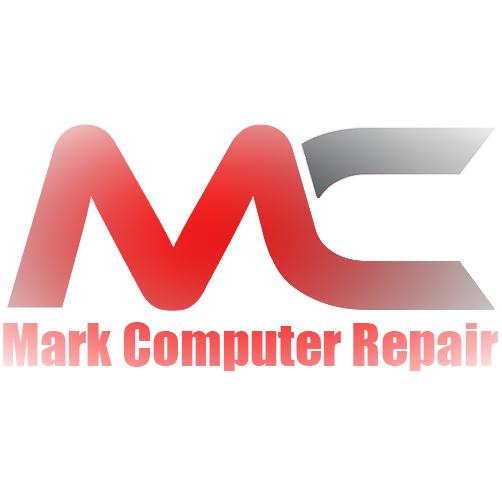 Mark Computer Repair Logo