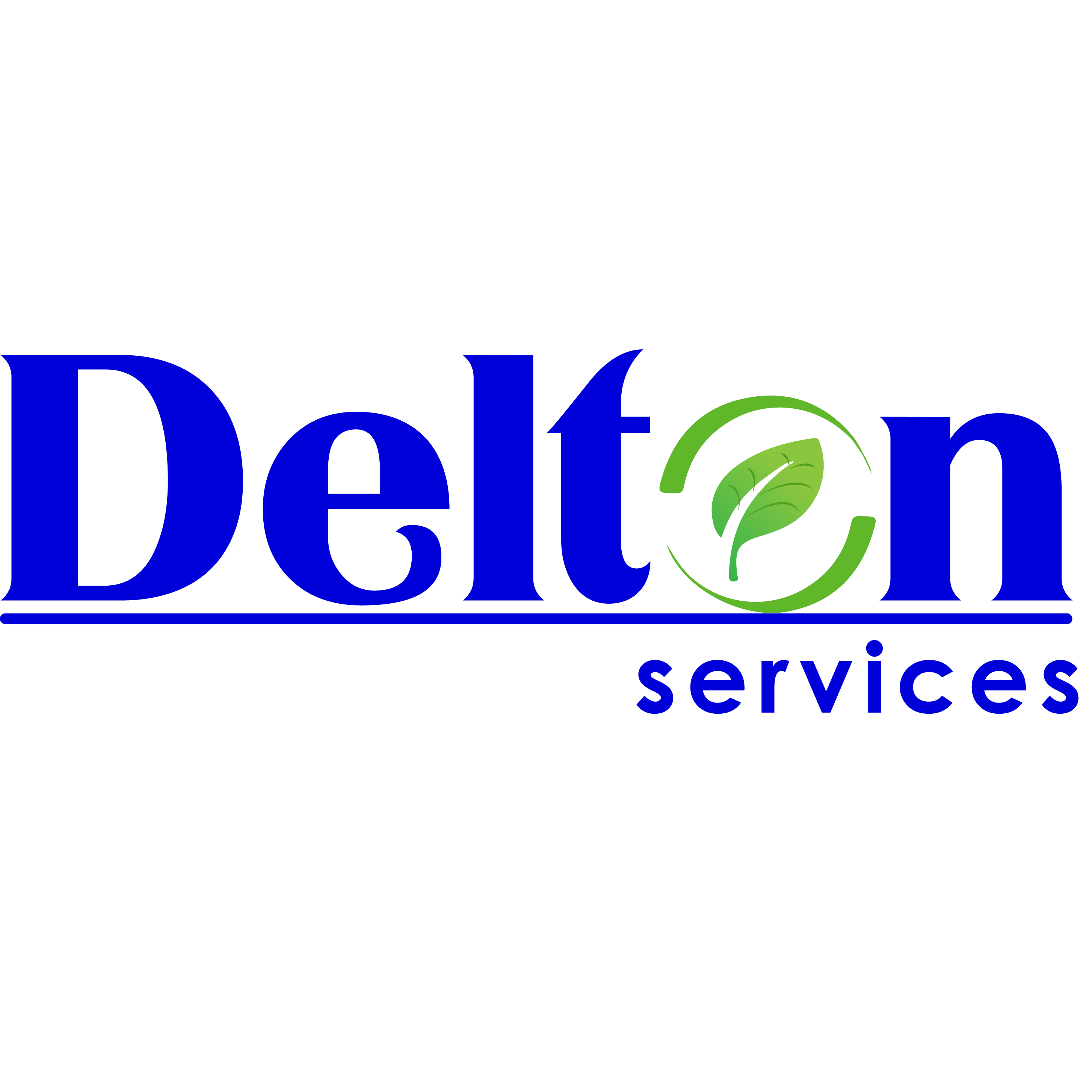 Delton Services LLC Logo