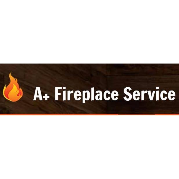 A+ Fireplace Service Logo