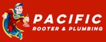 Pacific Rooter and Plumbing Logo