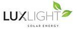 LuxLight Solar Energy Logo