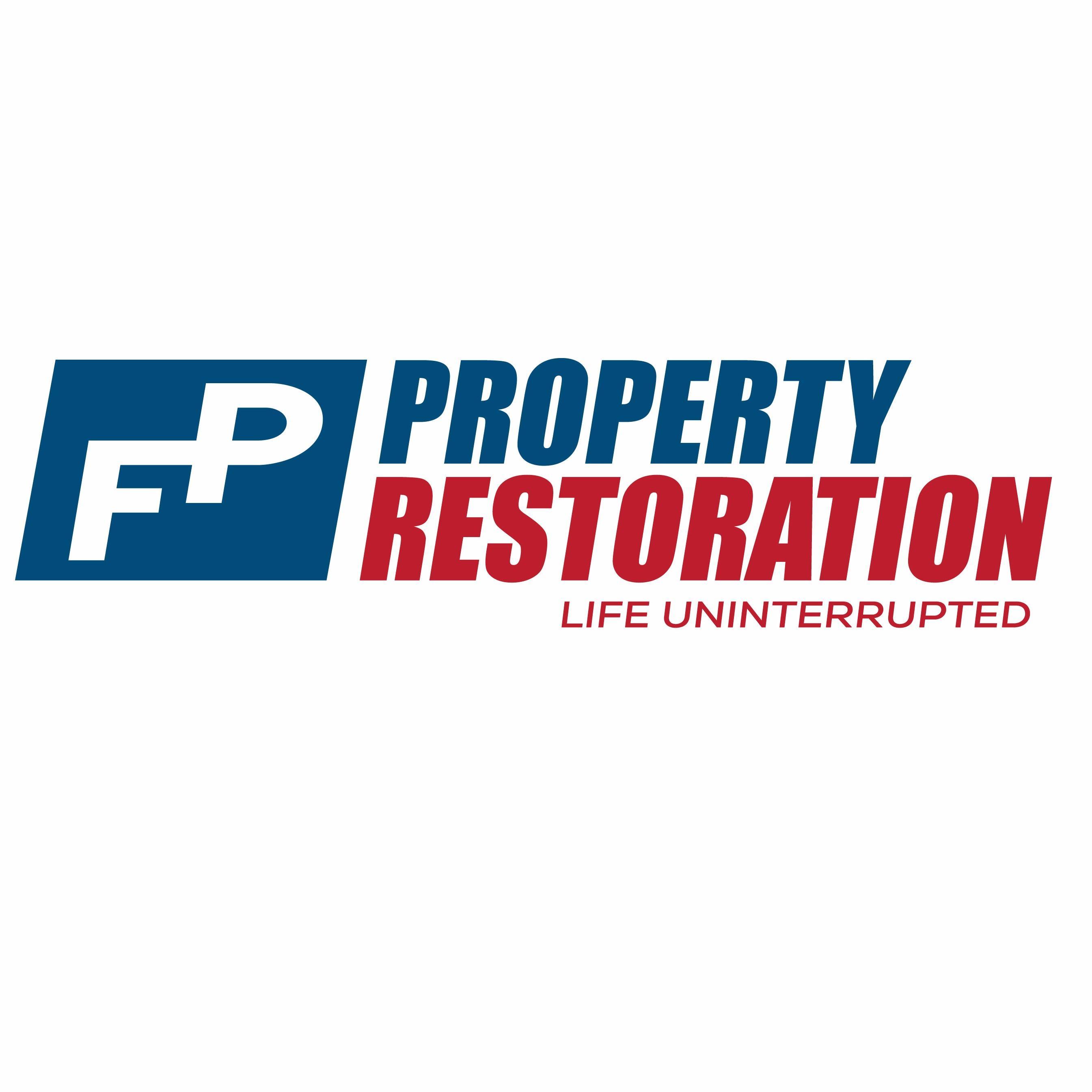 FP Property Restoration Logo