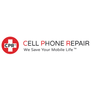 CPR Cell Phone Repair New Iberia Logo