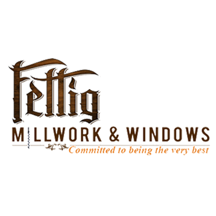 Fettig Millwork and Windows Logo