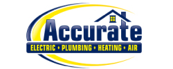 Accurate Electrical Plumbing Heating & Air Logo