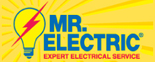 Mr. Electric of Conroe Logo