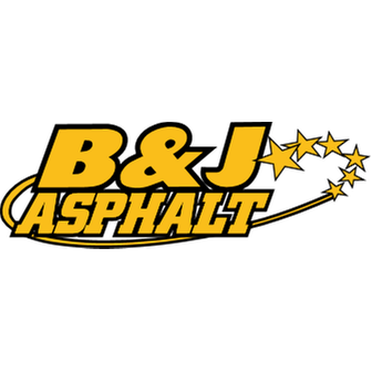 B & J Asphalt Logo