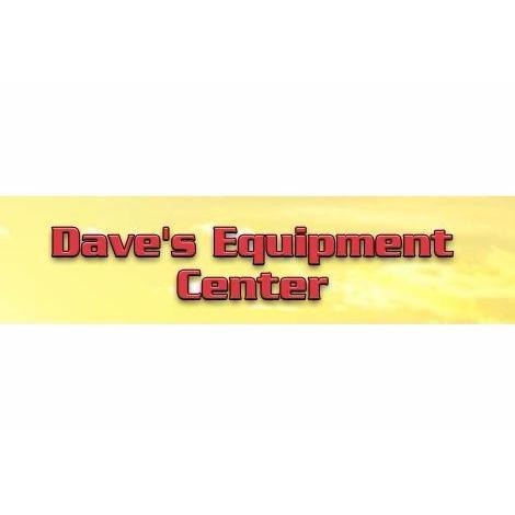 Dave's Equipment Center Logo