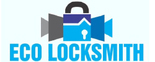 Eco locksmith Logo