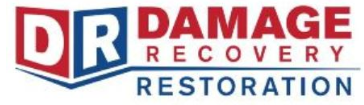 Damage Recovery Restoration Logo