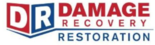 Damage Recovery Restoration Logo