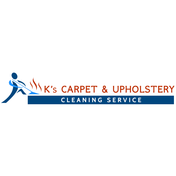 K's Carpet & Upholstery Cleaning Services Logo