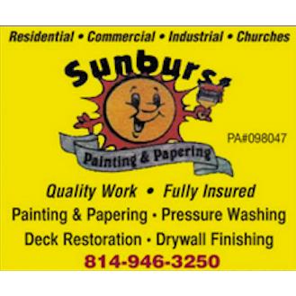 Sunburst Painting & Papering Logo
