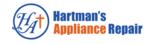 Hartman's Appliance Repair Logo