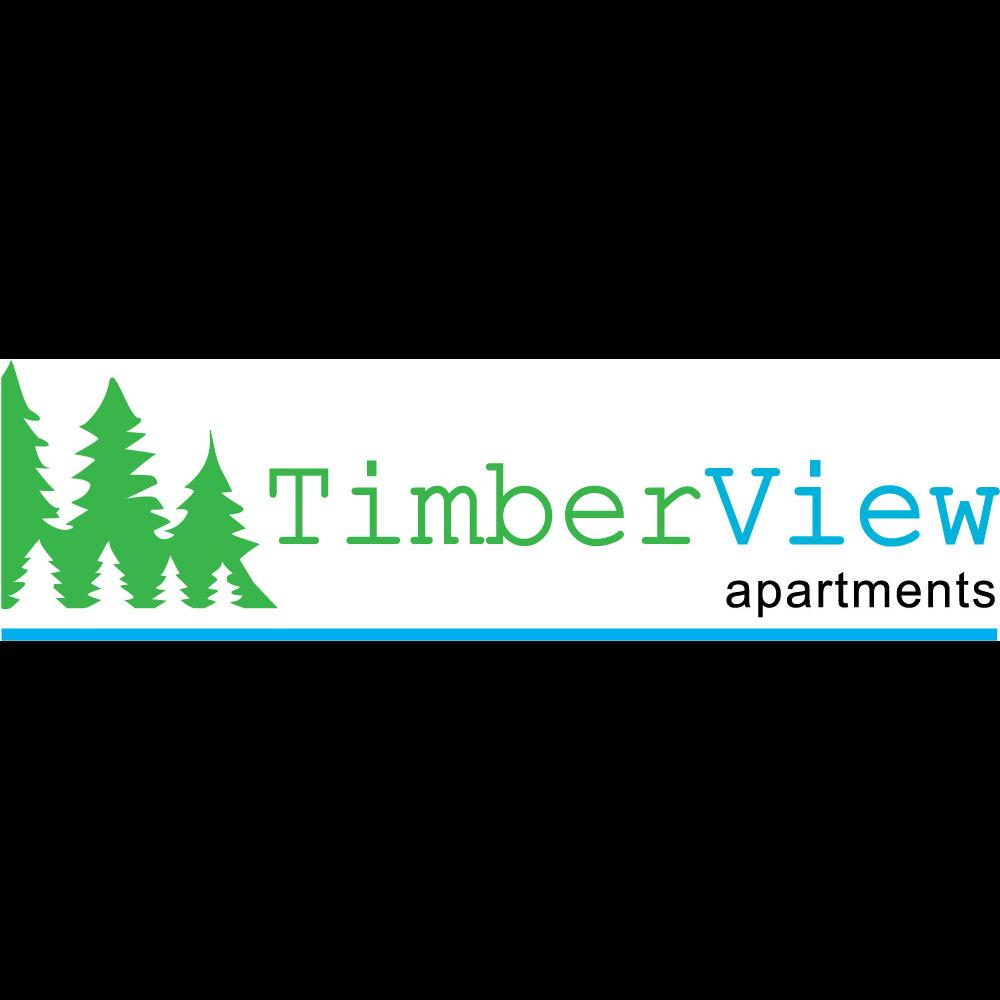 Timber View Apartments Logo