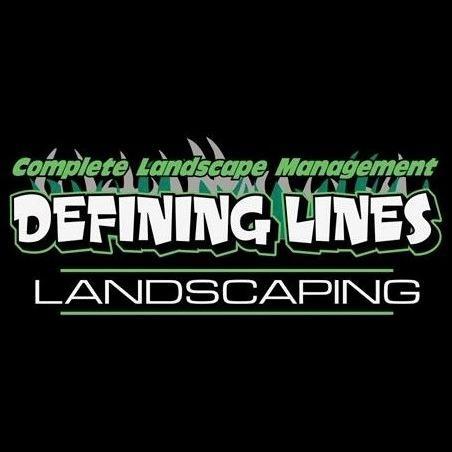 Defining Lines Landscaping Logo