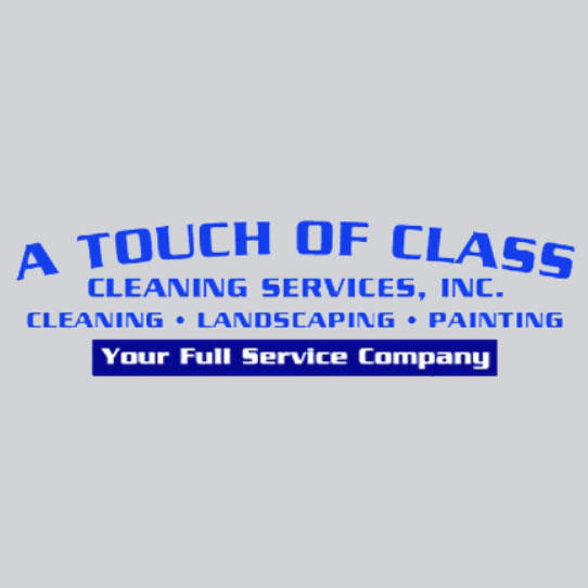 A Touch of Class Cleaning Service Inc Logo