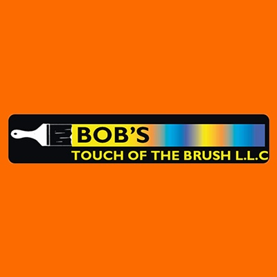 Bob's Touch Of The Brush Logo