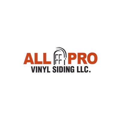 All Pro vinyl siding LLC Logo