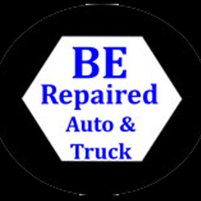 BE Repaired Auto & Truck Logo