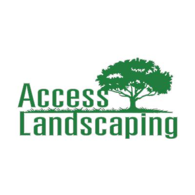 Access Landscaping LLC Logo