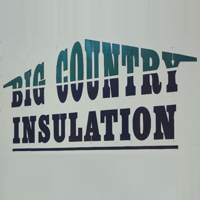 Big Country Insulation Logo