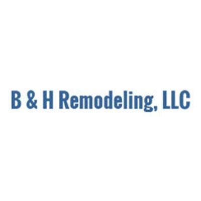 B & H Remodeling LLC Logo