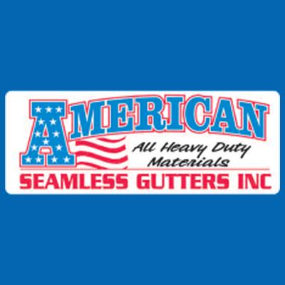 American Seamless Gutters Inc Logo