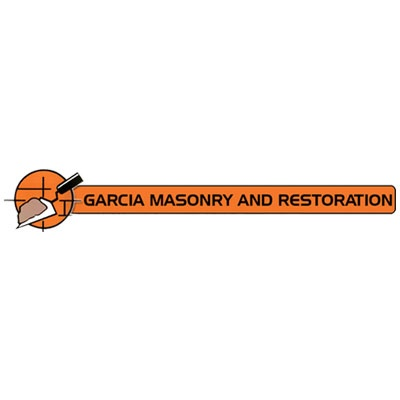 Garcia Masonry And Restoration Logo