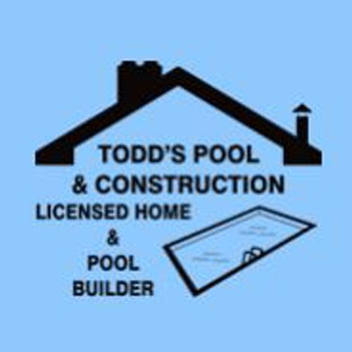 Todd's Pool & Construction, LLC Logo