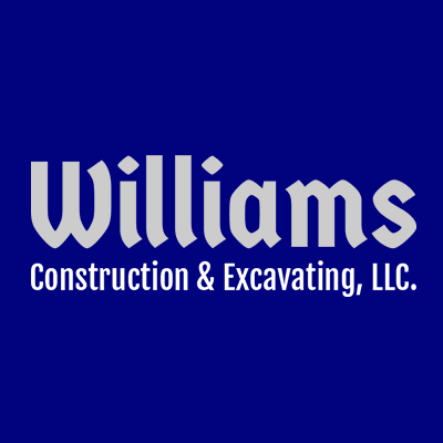 Williams Construction & Excavating, LLC Logo