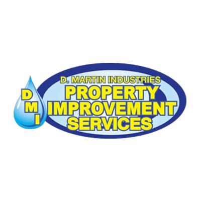 DMI Property Improvement Services Logo