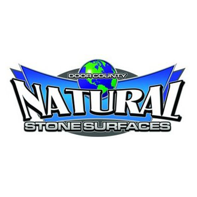 Door County Natural Stone Surfaces Logo