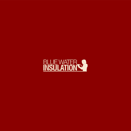 Blue Water Insulation Logo