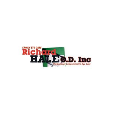 Hale Richard E OD Logo
