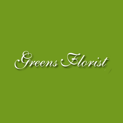 Greens Florist Logo
