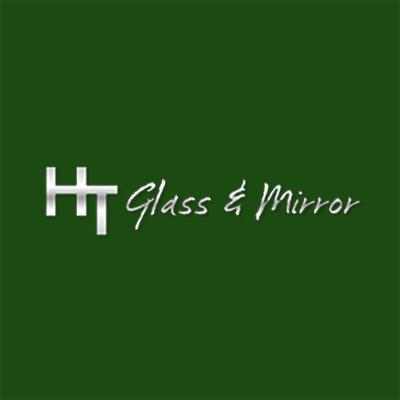 H T Glass & Mirror Center Logo